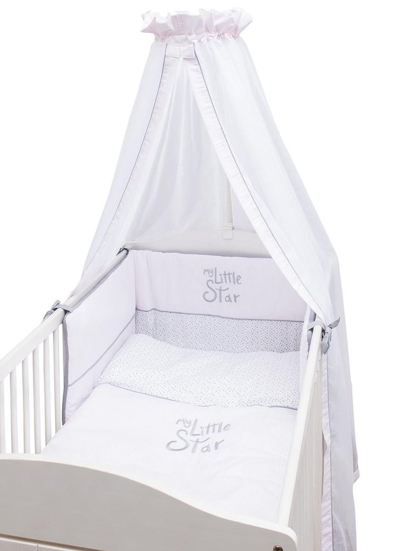 My little Star Bett Set, 3-teilig