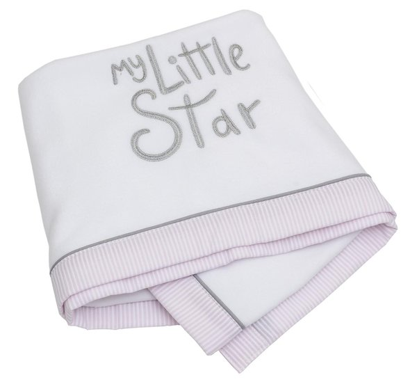 My little Star Fleece-Decke